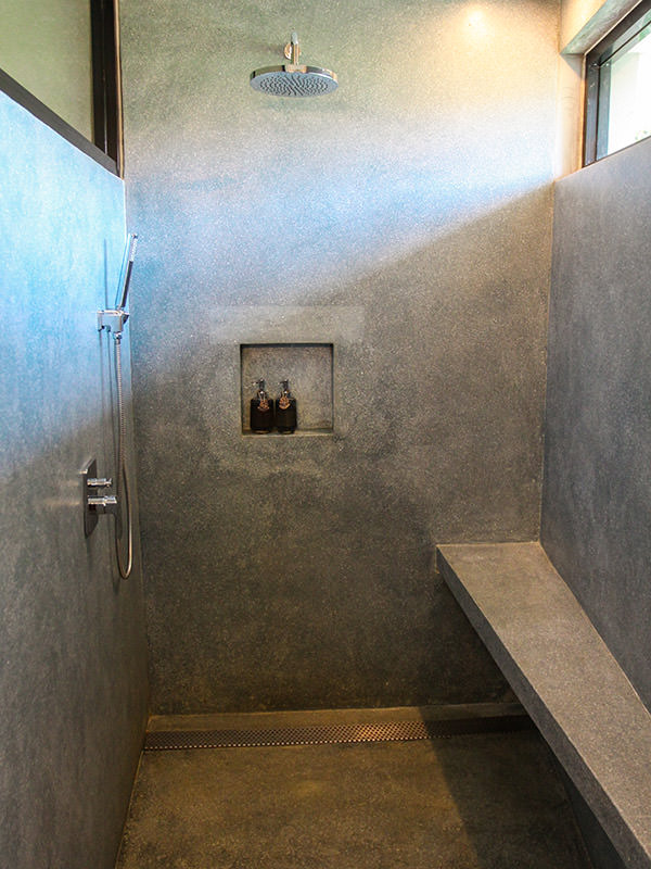 Bathroom shower at Rambutan Resort Siem Reap, Cambodia, photo by Ivan Kralj