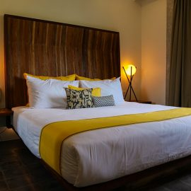 Bedroom at Rambutan Resort Siem Reap, Cambodia, photo by Ivan Kralj
