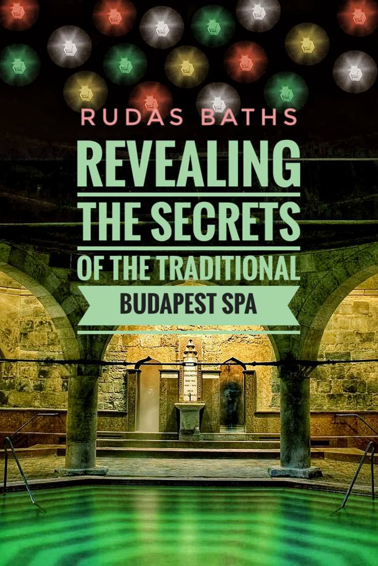 Rudas Baths is one of the most traditional bathhouses in Budapest, the City of Spas. Pipeaway's article reveals the secrets of this extraordinary place serving its customers since 16th century!