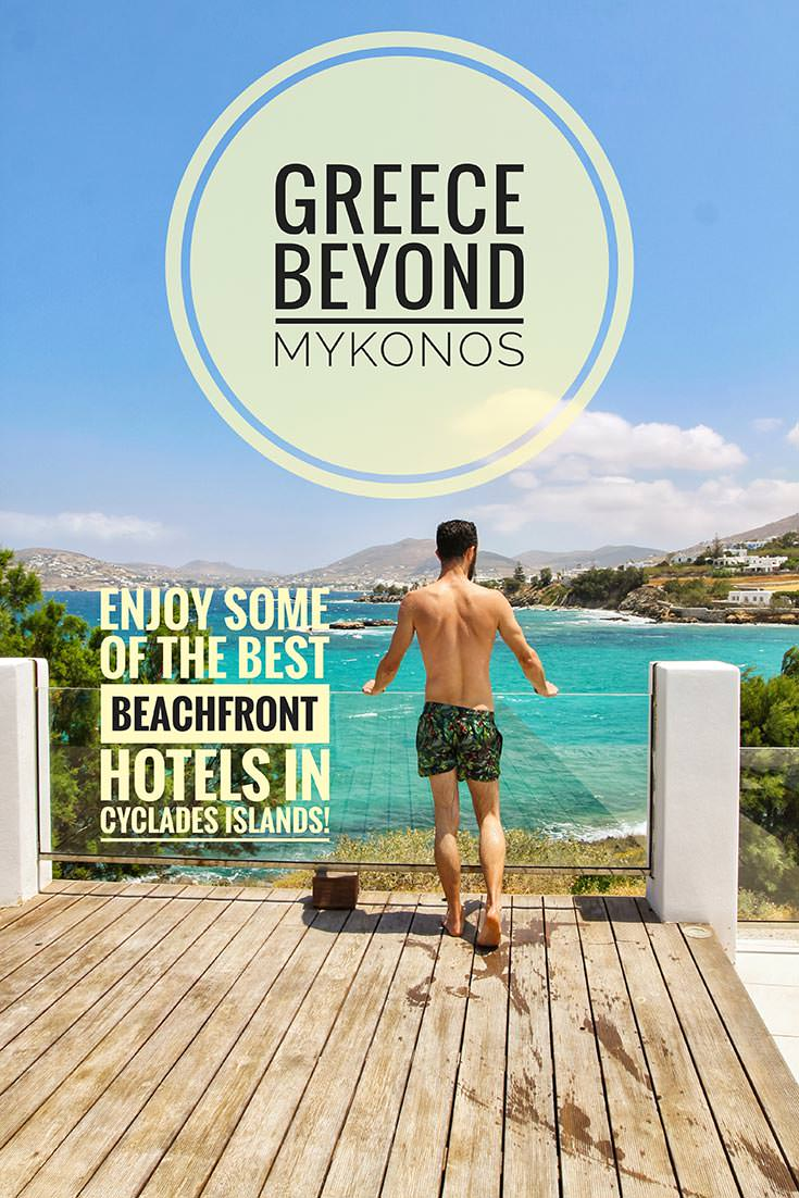 Mykonos and Santorini every year become overcrowded with tourists hoping to enjoy their perfect Greek holidays. In the shadow of touristic giants, discover the islands of Syros, Serifos and Paros, and stay at the best beachfront hotels in Cyclades Islands!
