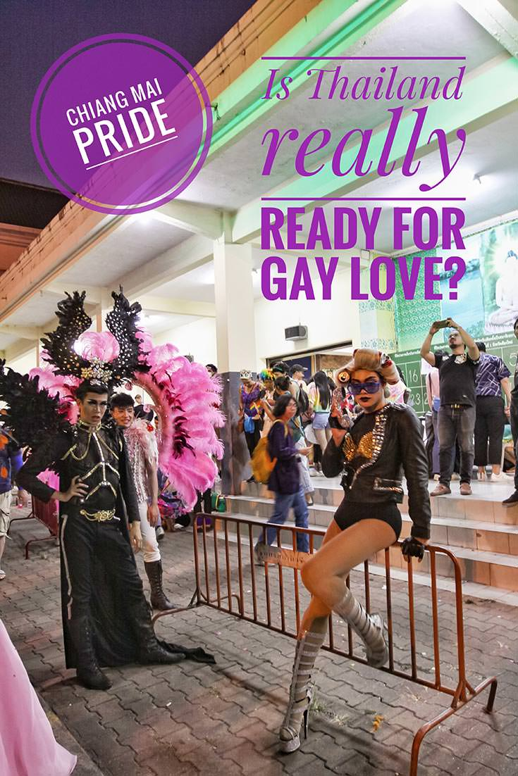 After ten years of silence and fear, Northern Thailand's capital has its own gay parade again. But is Chiang Mai Pride really the proof that Thailand is LGBT paradise? The homophobia in the land of ladyboys might be its best-kept secret!