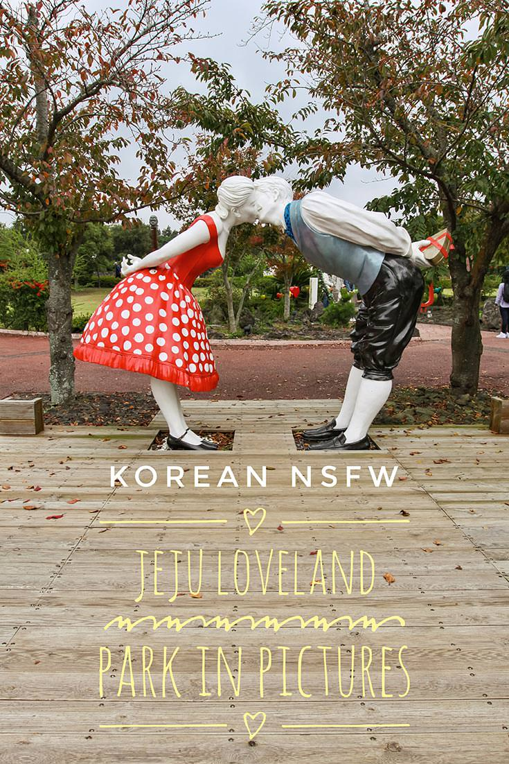 Jeju Loveland is a sculpture park in South Korea dedicating to the art of having sex. Check out the photo gallery of this Korean NSFW place, where adults come to giggle and young love couples to get inspired!