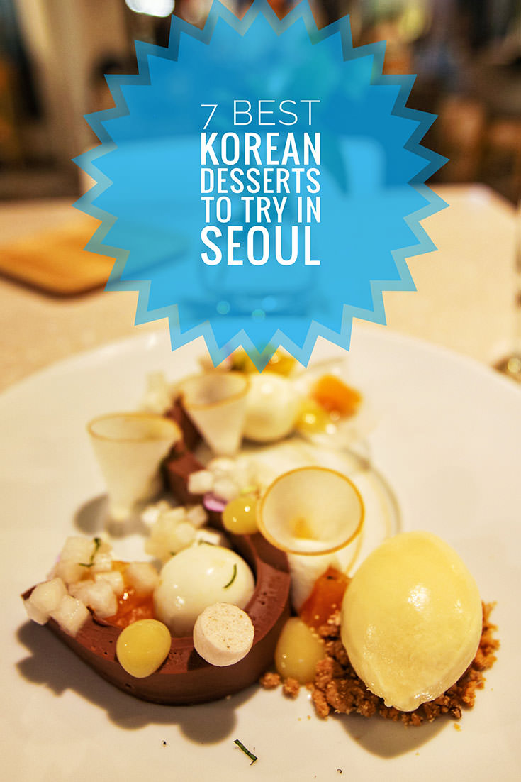 7 Best Korean Desserts to Try in Seoul: From Sugar Ball to