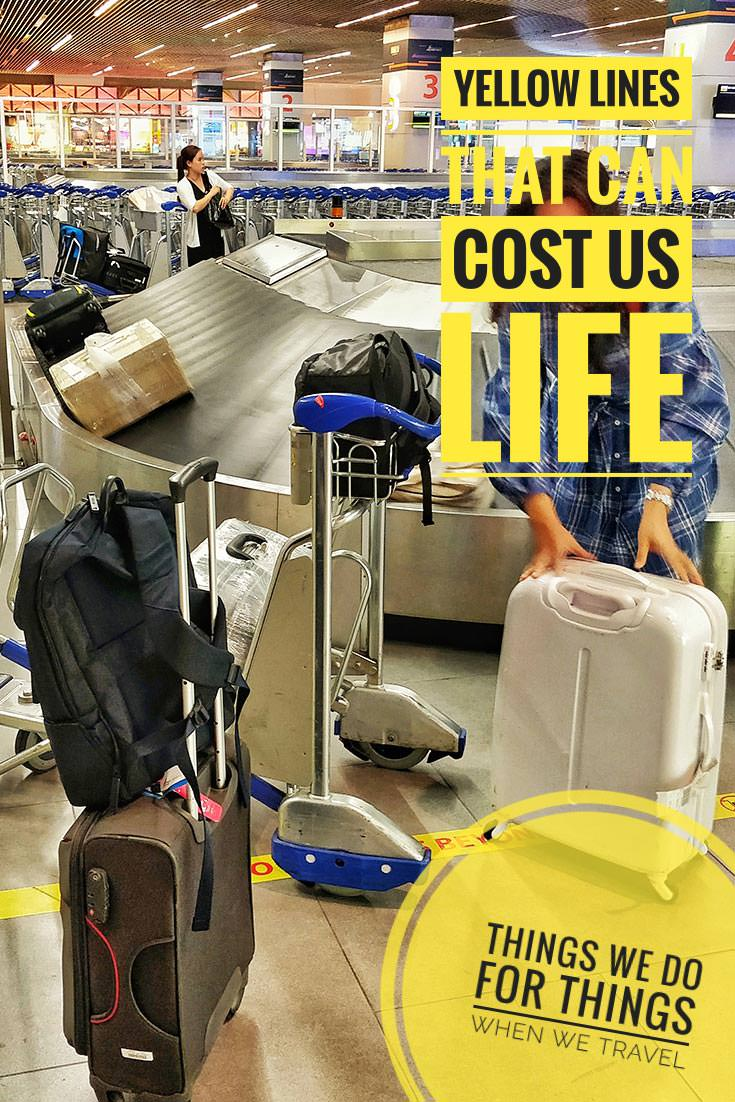 Obsession with luggage can literally kill us. What have we learned from plane crash accidents in which passengers save their possessions rather than helping others survive?