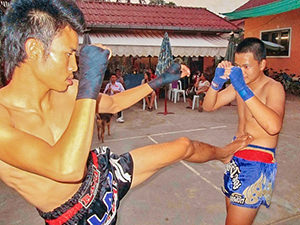 Training Muay Lao is one of the best things to do in Vientiane, Laos, photo by Backstreet Academy