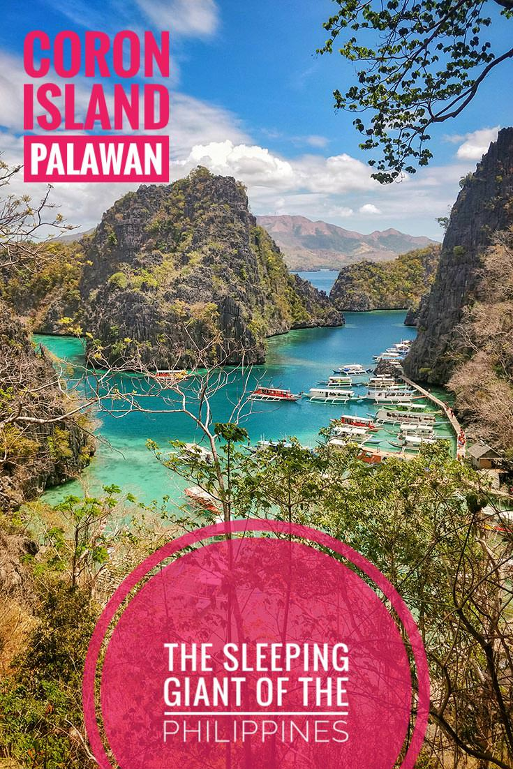 Coron Palawan is one of the most beautiful corners of the world. Coron Island Tour leads you to the secrets of the Sleeping Giant of the Philippines! Discover its hidden lagoons, lakes, coral reefs and beaches - jump on your bangka, Coron Super Ultimate Tour reveals it all!