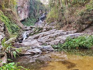 Huay Kaew waterfall in Chiang Mai, Thailand, photo by Ivan Kralj